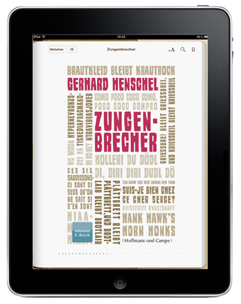 enhanced eBook von Gerhard Henschel: Zungenbrecher